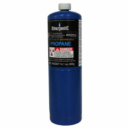 Bernzomatic 304182 14.1 Ounce Propane Cylinder