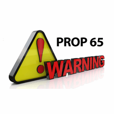 Bernzomatic California Proposition 65