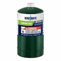 Bernzomatic TX916 Propane Camping Gas Cylinder