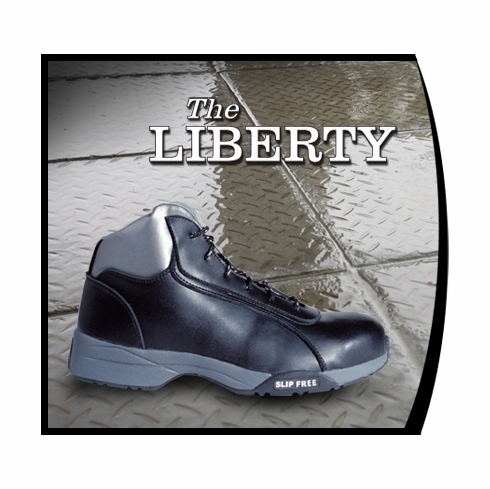 Billy Boots, The Liberty