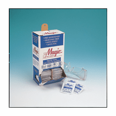 Braco TW100DS  Magic Wipes Fog-Be-Gone Lens Cleaning Towelettes
