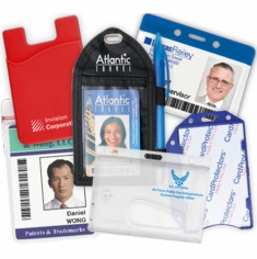 Brady People ID Badge Holders
