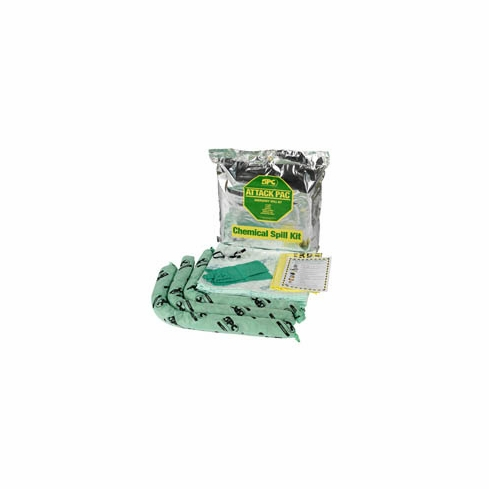 Brady SPC, Attack Pac® Portable Spill Kit - Hazwik®