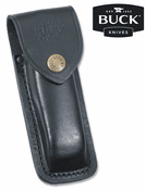 Buck Knives 0110BRSFG 110 Folding Hunter With Finger Grooves