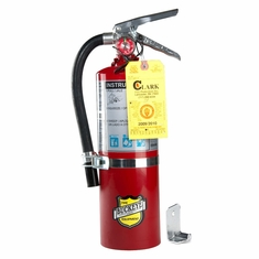 Buckeye, 11310 Hand Held 10 LB ABC Dry Chemical Extinguisher