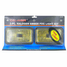 Cal Hawk CLAFA Yellow Fog Lights