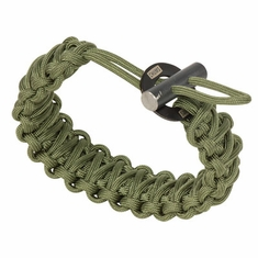 Chums, Smokey Fire Starter Paracord Bracelet