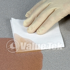 Coated Spunlace Nonwoven Wiper 1