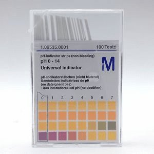 ColorpHast� 109535 pH Test Strips and Indicator Strips