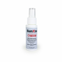 Coretex  71670 SunX Sunscreen 2 Oz, 4 Oz Spray Bottle