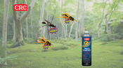 CRC 1004766 BEE BLAST® With Residual Wasp & Hornet Killer, 14 WT OZ