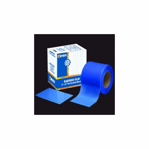 Defend, Barrier Film Blue,