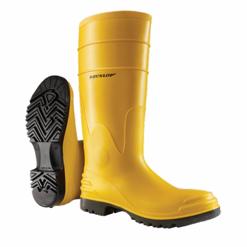 Dunlop 88722 Electrical Hazard Steel Toe Boots