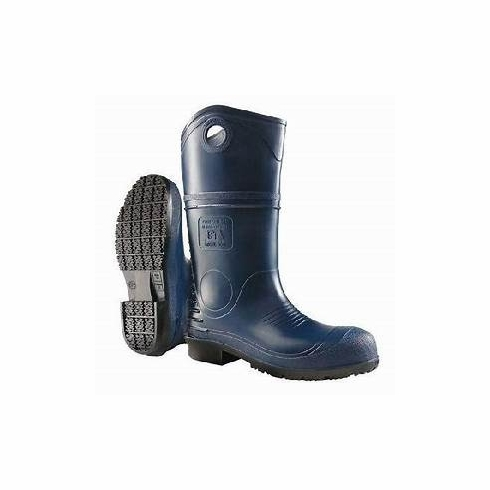 "Dunlop 89085 Durapro, Plain Toe 16"", Rubber Boot"