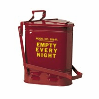 Eagle, Metal Oily Waste Can 6gal