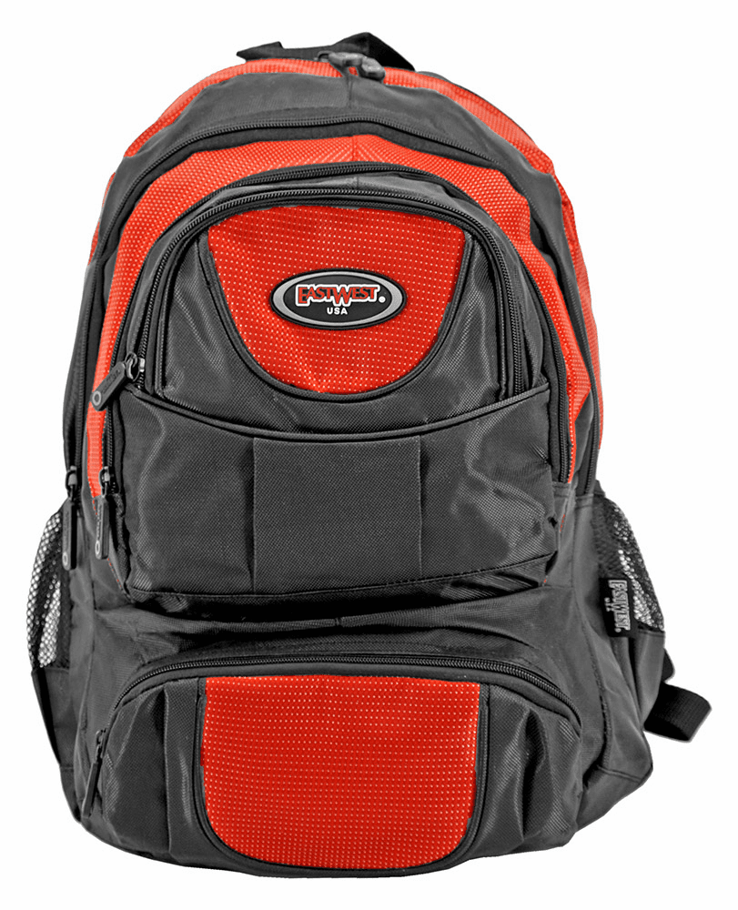 East West B118-Red College Freshman Back Pack