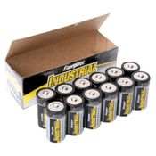 Energizer EN93 Industrial C-Cell Batteries 12 Pk