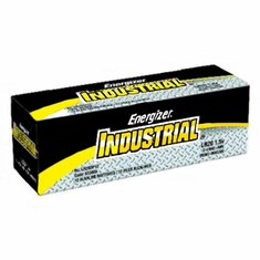 Energizer EN95 Industrial D Cell Batteries 12/Pack