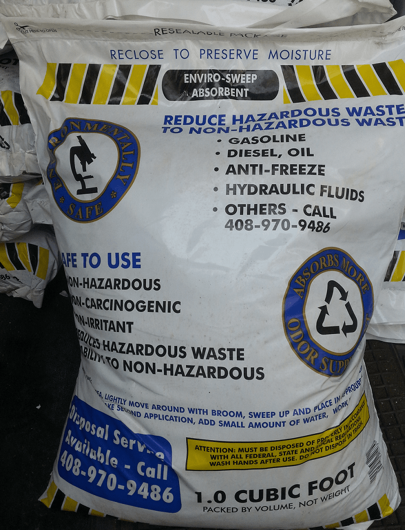 Enviro-Sweep Absorbent DISCONTINUED