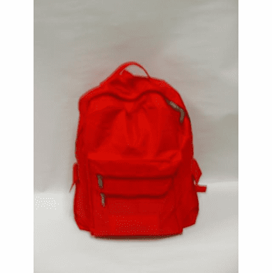 Environmental Safety Services, Red Backpack