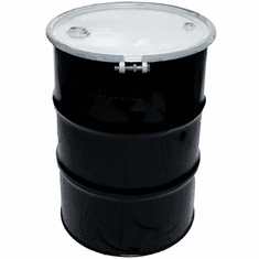 ESS New 55 Gallon Open Top Metal Drum