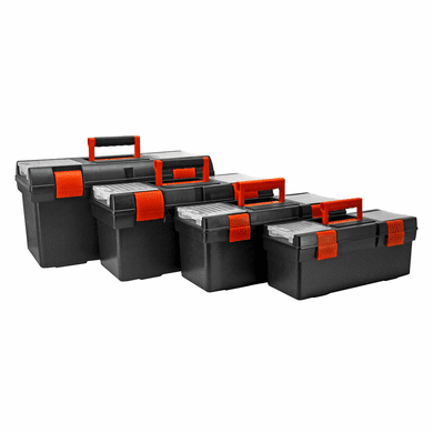 ESS 2719 4 Piece ABS Heavy Duty Tool Boxes