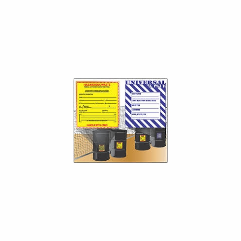ESS, Chemical Awareness &  Chemical Waste Handling