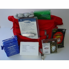 ESS, Double Deluxe, Emergency Disaster Kit, ESS-117