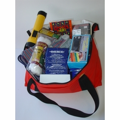 ESS, Family Deluxe, Emergency Disaster Kit, ESS-568
