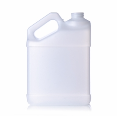 F Style Jug 1 Gallon, 2.5 Gallon Natural