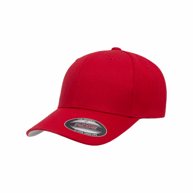 FLEXFIT®  6477 Premium Wool Blend Hats