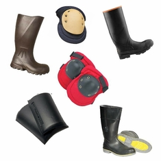 Foot and Knee Protection