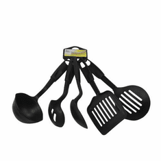 GL 501808 5 Piece Plastic Utensil Set