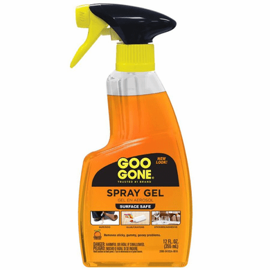 GOO Gone WMN-2096 12 Ounce Spray Gel