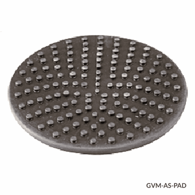 GS Dimpled Pad for GVM Series Vortex Mixers 99mm Diameter, Must use w VM-AS-PLATE/GVM-AS-ROD