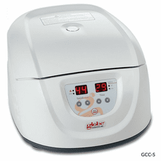 GS GCC-S Centrifuge, Clinical, Standard, Centrifuge, Clinical, Standard, 120v/60Hz, US Plug, w/ 12-Place Rotor, Sleeves & Risers