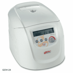 GS GCM-24 Centrifuge, Micro, 24-Place, High Speed, 120v,60Hz w US Plug and 24-Place Rotor for 1.5/2.0mL MCTs