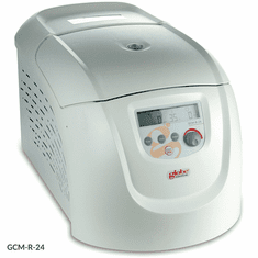 GS GCM-R-24 Centrifuge, Micro, Refrigerated, High Speed 120v, 60Hz, US Plug, W/24-Place Rotor