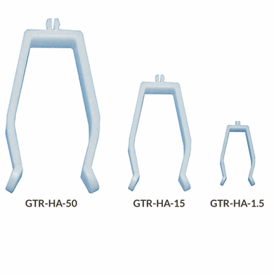 GS GTR-HA-15 Tube Holder Clips for use with GTR-HA Series 12 each for 15mL Centrifuge Tubes