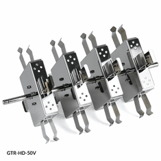 GS GTR-HD-50V Tube Holder for use with GTR-HD Series 16 Vertical Places for 50mL Tubes