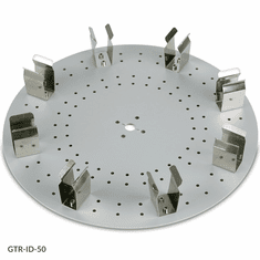 GS Tube Holder Disk, GTR-ID Series Rotators 8-Place Disk, for 50mL Centrifuge Tubes