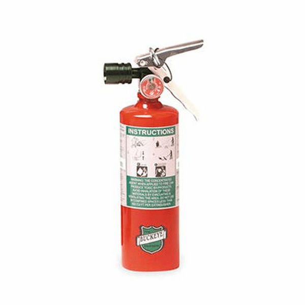 Hand Held Portable Halotron Fire Extinguishers
