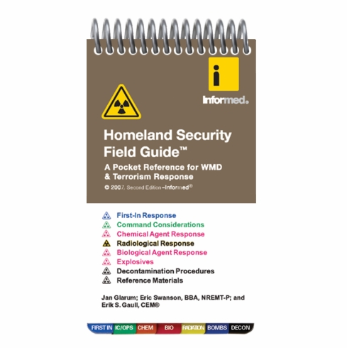 Homeland Security Field Guide 1-890495-33-6