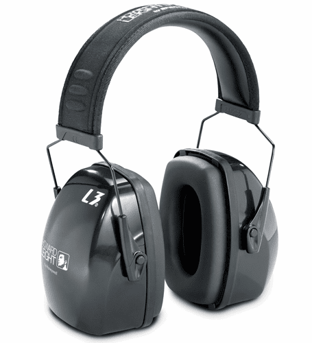 Howard Leight By Honeywell. Ear Muff, Leightning L3