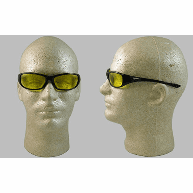 Jackson, 3013855 Hellraiser, Safety Glasses, with Amber Lens