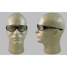 Jackson, 3013856 Hellraiser Safety Glasses, I/O Lens,  Black Frame