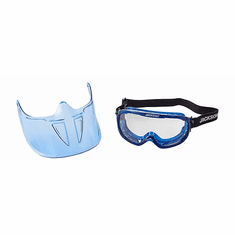 Jackson GPL500 Premium Goggle with Detachable Face Shield