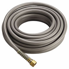 "Jackson 4003600 5/8""X50' Pro-Flow Commercial Duty Gray Hose"