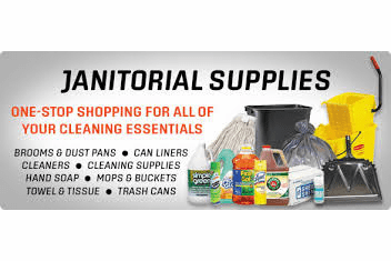 Janitorial Supplies / Food Service