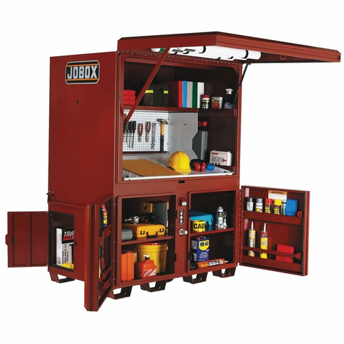 "JoBox 1 674990 Field Office 42"" X 63"" X 80"""